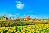 泰国皇家葬礼 — 图库照片