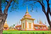 Thai royal funeral — Zdjęcie stockowe