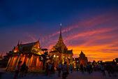 Thai royal funeral — Stock Photo