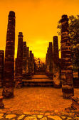 Parc historique de Sukhothai — Photo