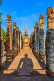 Parco storico di Sukhothai — Foto Stock