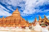 Shwe zi gon pagoda Paya tempel — Stockfoto