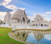 Wat Rong Khun of Chiangrai — Stockfoto