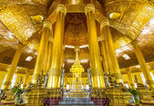 Swedaw Myat Temple Yangon, Myanmar (Burma) — Stock Photo
