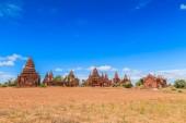 Bagan old ancient temple — Stockfoto