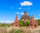 バガン古い古代寺院 — ストック写真