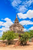 Bagan old ancient temple — Stock Photo