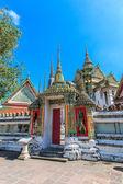 Buddhist temple, Wat Pho — Foto de Stock