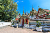 Buddhist temple, Wat Pho — Stock Photo