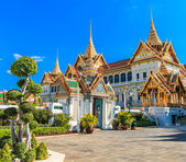 Kraliyet grand palace, Wat Phra Kaeo — Stok fotoğraf