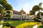 Royal grand palace — Stock Photo