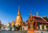 Wat Phra Kaeo, Temple of the Emerald Buddha — Stock Photo