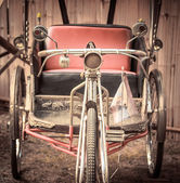 Vieux tricycle — Photo