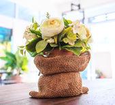 Decorative flowers — Stock Photo