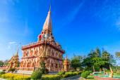 Wat Chalong temple — Zdjęcie stockowe