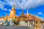 Wat phra kaeo emerald Buda Tapınağı — Stok fotoğraf