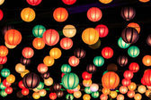 Chinese lanterns season — Foto de Stock