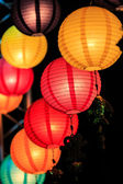 Chinese lanterns season — ストック写真
