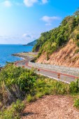 Coastal road — Stock Photo