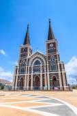 Igreja católica romana — Foto Stock