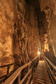 Cave pranangnai in Koh Phi Phi national park — Foto Stock