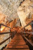 Cave pranangnai in Koh Phi Phi national park — Stock Photo
