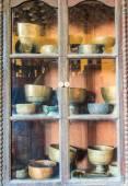 Antique cabinet — Stock Photo