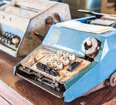 古い計算機 — ストック写真