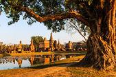 Sukhothai historical park — Zdjęcie stockowe