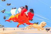 15th Thailand International Kite Festival — Stockfoto