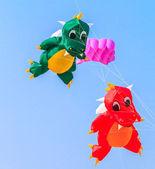 15th Thailand International Kite — Stock Photo