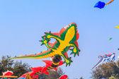 15th Thailand International Kite — Stockfoto