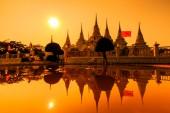 Wat asokaram Temple — ストック写真