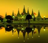 Templo de Wat asokaram — Foto de Stock