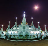 Wat asokaram Temple — Stock Photo