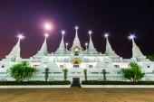 Wat asokaram Temple — Stock Photo