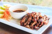 Roast lamb cutlets — Stock Photo