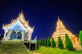 Temple wat hyua pla kang — Stock Photo