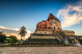 Wat Chedi Luang temple — Photo