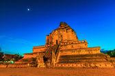 Wat Chedi Luang  in Chiang Mai — Stock Photo