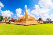 Wat Thap Luang in Vientiane — Stockfoto