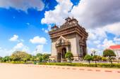 Patuxai literally meaning Victory Gate — Photo