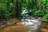 Pha Dok Xu waterfall — Foto de Stock
