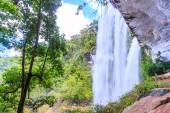 Huai Luang Waterfall  in Thailand — Stock Photo