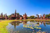 сукотаи исторический парк в таиланде — Стоковое фото