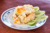 Fried rice Thai  food — Stock Photo