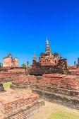 Sukhothai historical park in Thailand — Photo
