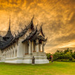 Sanphet Prasat Palace in Thailand — Stock Photo #65849467
