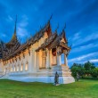Sanphet Prasat Palace in Thailand — Stock Photo #65849759