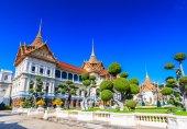 Royal grand palace in Bangkok — Foto de Stock